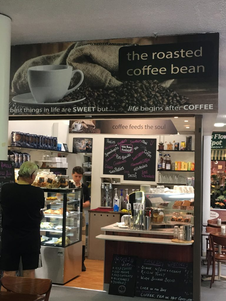The Roasted Coffee Bean 2